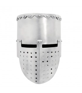 Casques Crusader Flat Top Je