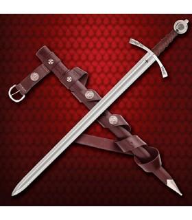 Épée des Templiers Gardiens de la Foi