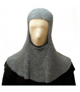 Bourreau Héros médiéval, anneaux d'acier