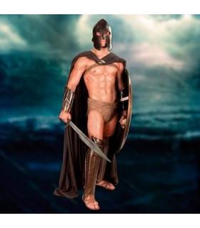 Grebas de Spartan, fini bronze