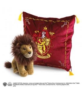 Coussin en peluche de la maison Gryffondor, Harry Potter