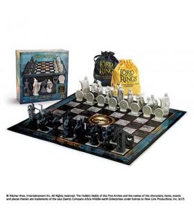 Bataille d'échecs de la Terre Mediela, le Seigneur des Anneaux