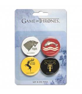 La série B à 4 Broches de la saga Game of Thrones