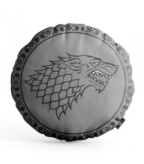 Coussin Maison Stark de Game of Thrones