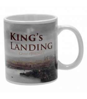 Cruche en Poterie de King's Landing, à partir de Game of Thrones