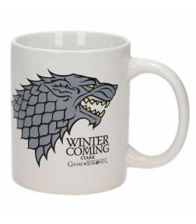 Tasse en Céramique de l'Hiver Est à Venir de Game of Thrones