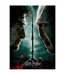Puzzle de 1000 pièces de Harry Vs Voldemort Harry Potter