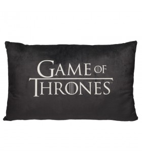 Coussin avec la carte de westeros de Game of Thrones