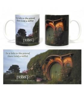Tasse en céramique de bilbo Le Hobbit Hobbitton