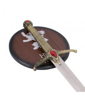 Épée Veuves Pleurent dek Faiseur de Veuves dans Game of Thrones. PAS Officiel