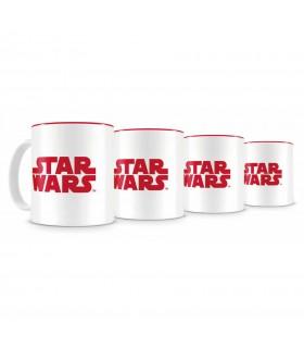 Set de 4 Mini Tazas Café Star Wars Episode VIII