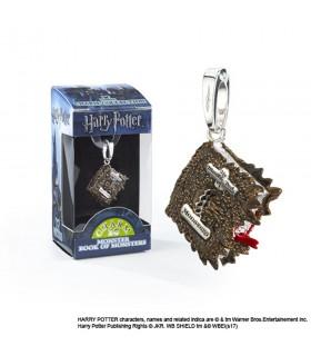 Pendentif Monstre Livre des Monstres, Lumos, Harry Potter