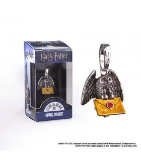Pendentif Hibou Messager, Lumos, Harry Potter