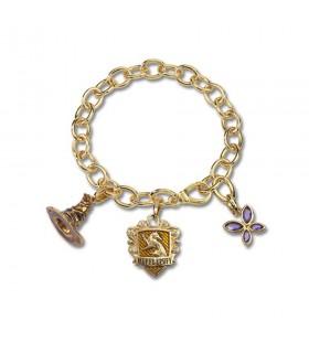 Bracelet de la maison Poufsouffle, Lumos, Harry Potter