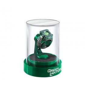 Anneau de Green Lantern avec le support, DC Comics