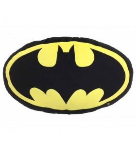 Coussin ovale logo de Batman, DC Comics