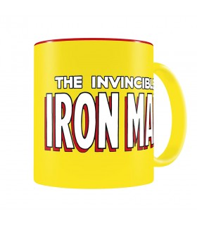 Logo de la coupe, Ironman, Marvel Comics