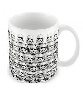 Coupe de la poterie Estampillé Stormtroopers Ep. 7, Star Wars