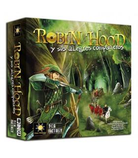 Jeu Robin des bois et ses joyeux compagnons (en espagnol)