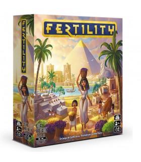 Jeu de plateau de la Fertilité de l'Égypte antique (en espagnol)