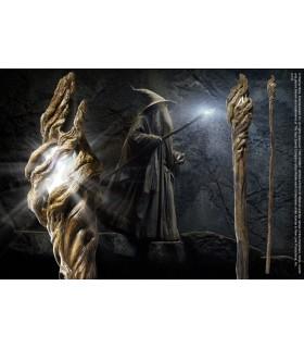 Le personnel de Gandalf le Gris, le Seigneur des Anneaux