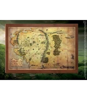 La boîte de la Carte de la Terre du Milieu, Le Hobbit
