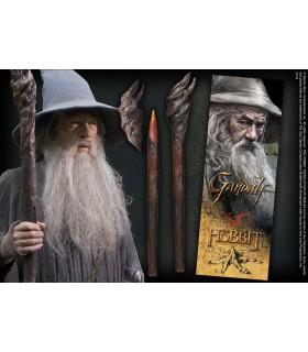 Stylo et marquer des pages, le personnel de Gandalf, le Seigneur des Anneaux