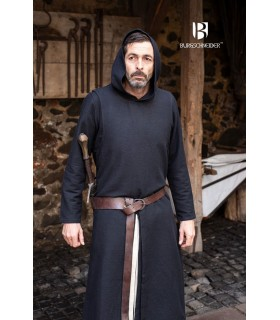 Tabard médiéval Thibaud, noir