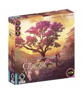 Jeu La Légende de l'arbre de la Cerise qui fleurit tous les dix ans (En espagnol)