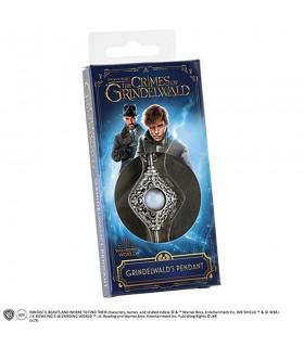 Pendentif Gellert Grindelwald, Les Animaux Fantastiques