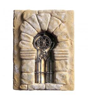 L'empreinte Historique de la Clôture Croix des Templiers, 20 x 15 cm