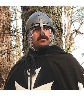 Casque Normand avec une protection nasale