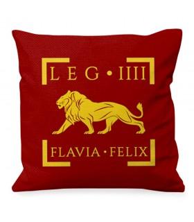 Coussin Legio III Flavia Felix Romain