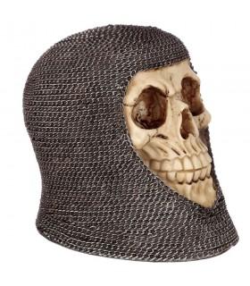 Miniature crâne médiévale bourreau médiéval