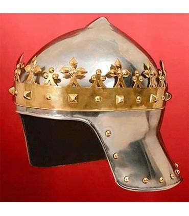 Casque Roi des Croisades, Richard Cœur de Lion