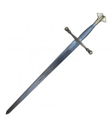 L'épée de Charles V par Marto Forge, laiton