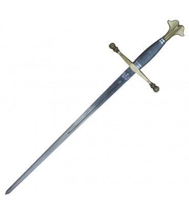 Épée cadet de Charles V par Marto Forge