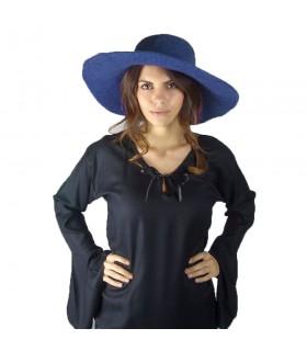 Médiévale chapeau élégant laine