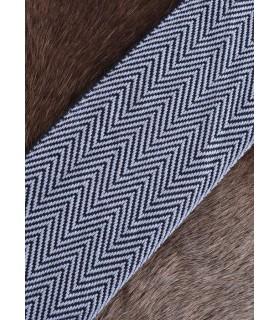 Chaussettes Filetée Viking bleu