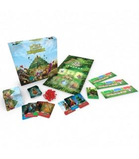 La Carte d'Expansion jeu Lieu à la Noblesse et au-Delà (En espagnol)