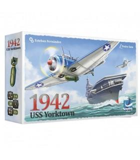 Jeu de plateau 1942 USS Yorktown, en espagnol