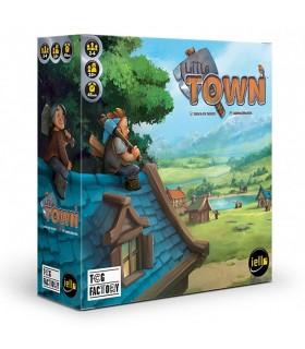 Table de jeu de la Petite Ville, en espagnol