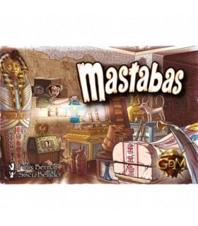 Jeu du mois Mastabas, en espagnol