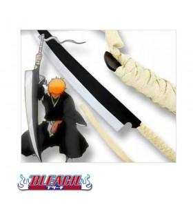 Épée Zangetsu Shikai de l'eau de Javel