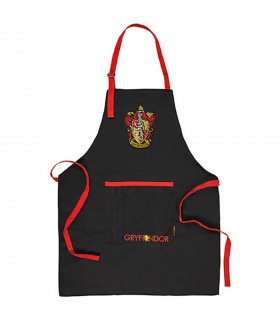 Tablier de la maison Gryffondor Harry Potter
