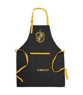 Tablier de la maison Poufsouffle Harry Potter