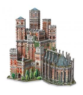 Puzzle 3D du Fort Rouge, un Jeu de Trônes