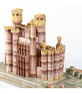 Puzzle 3D de la Carte du Quai du Roi, le Trône de fer