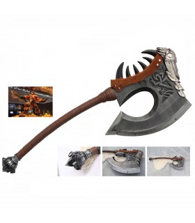 Axe Gorehowl de World of Warcraft