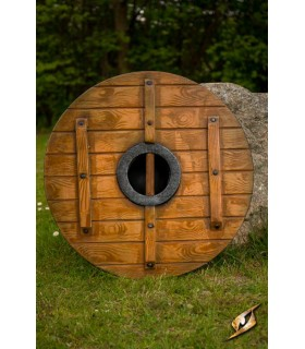 Bouclier viking Iarla Sleipnir, 70 cm